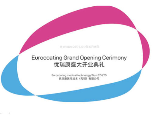 GRAND OPENING EUROCOATING WUXI